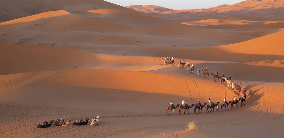 Treck  au Maroc du 4 au 11 avril 2020 - A la rencontre de SOI......